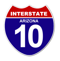 I-10 Exit Guide | Arizona