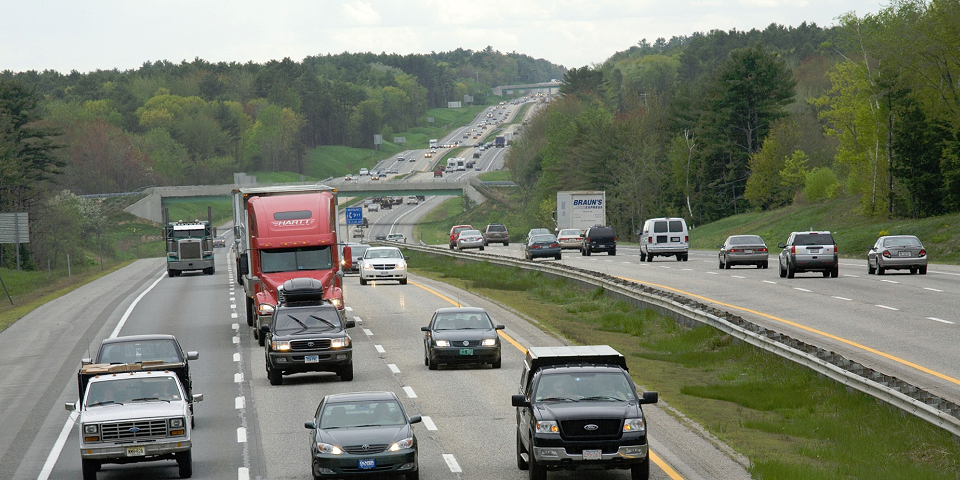 Work on Maine I-95 in York Begins Today