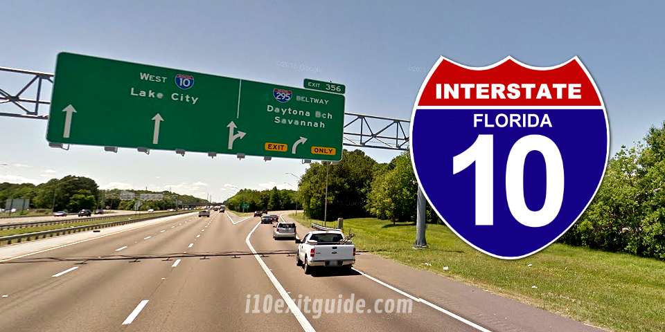 I-10 Florida Construction | I-10 Exit Guide