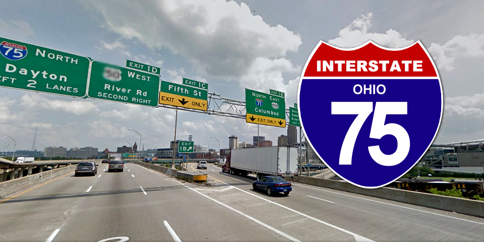 Bridge Work Requires Interstate 75 Lane and Ramp Closures in Ohio