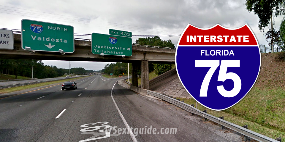 I-75 Lane Closures in Gainesville Florida Area This Week